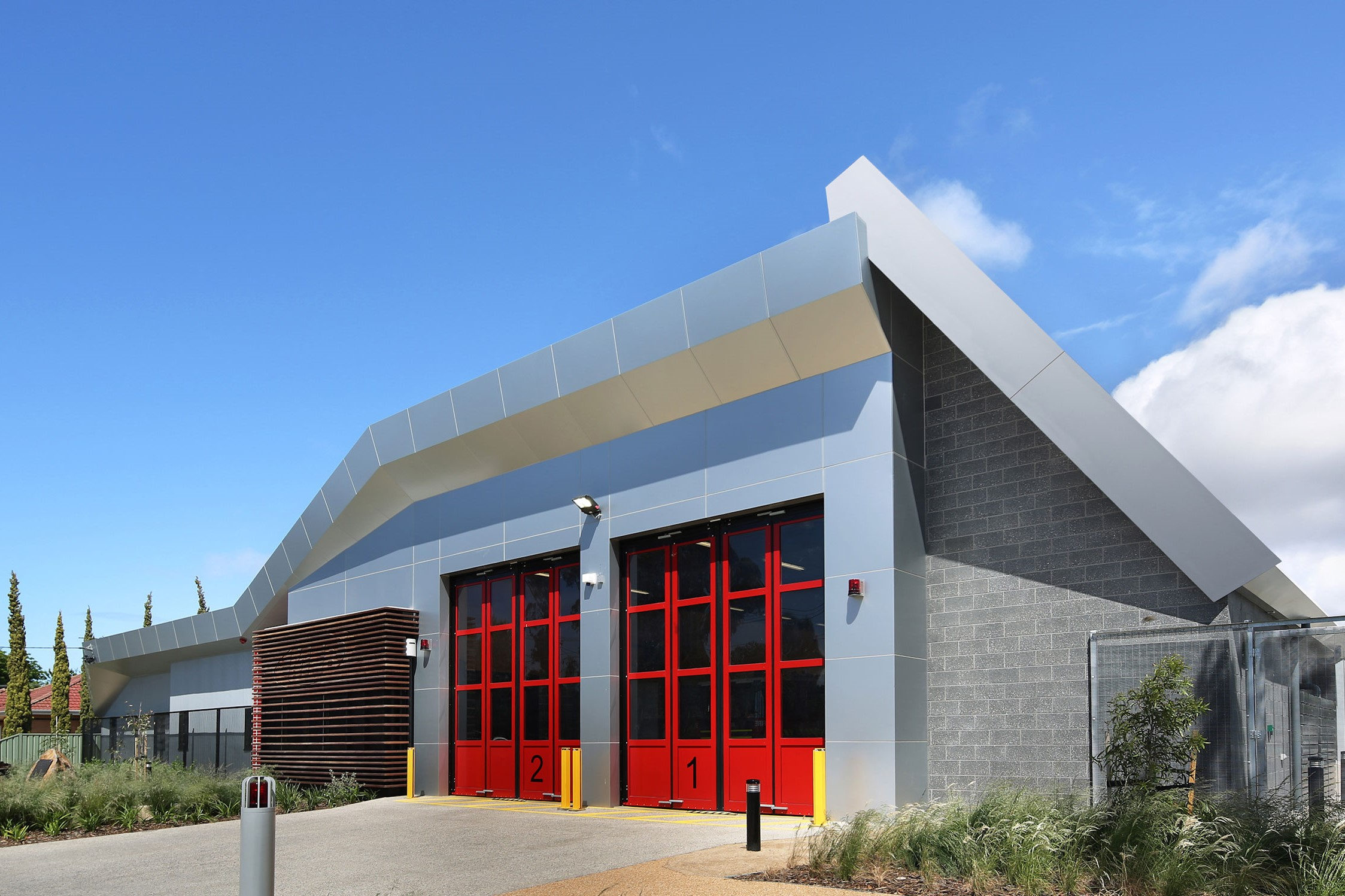 Sea Hawk Fire Station