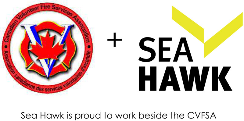 Sea Hawk is proud to work beside the CVFSA